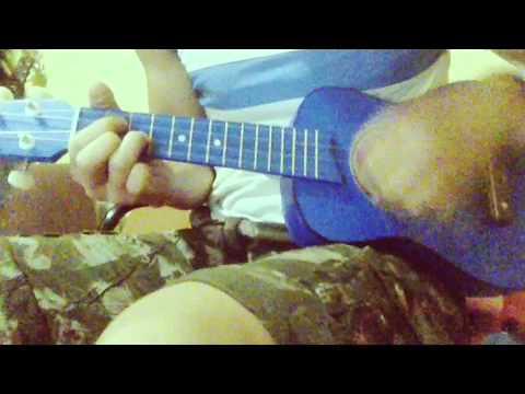 qing fei de yi cover ukulele - YouTube