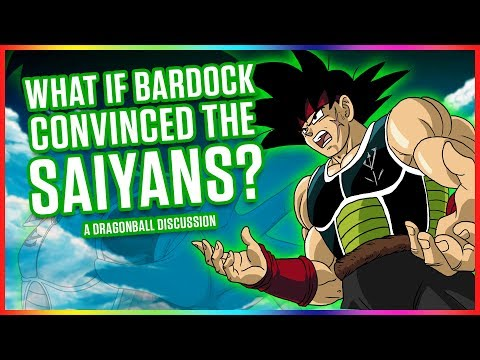 WHAT IF BARDOCK CONVINCED THE SAIYANS? | MasakoX