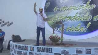 André louvando Canaã do PQ Jerusalém 01 2014