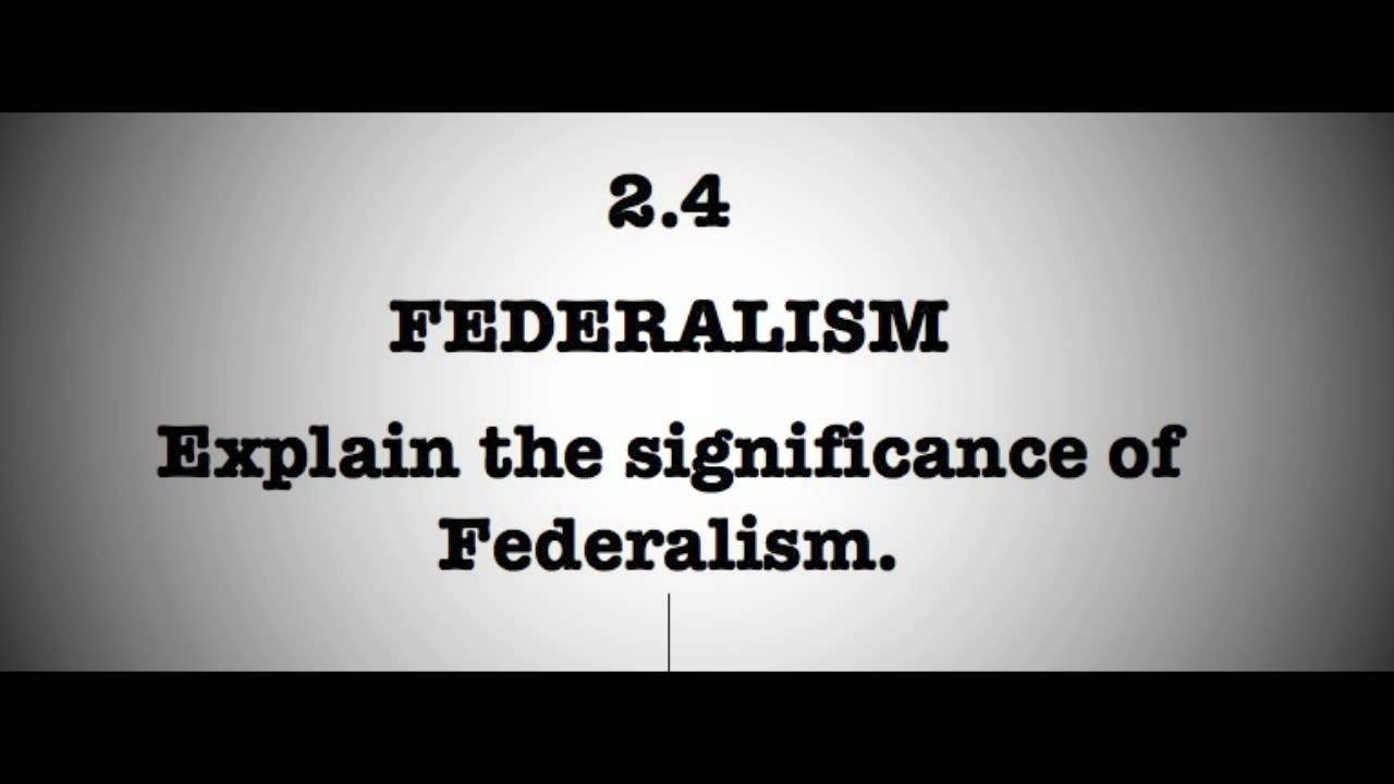 assess the significance of federalism in Constituent definition is — a member of a constituency an essential part : component, element how to use constituent in a sentence.