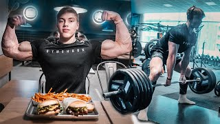 Things Are Getting Serious | Smashing PR's | Cheat Day