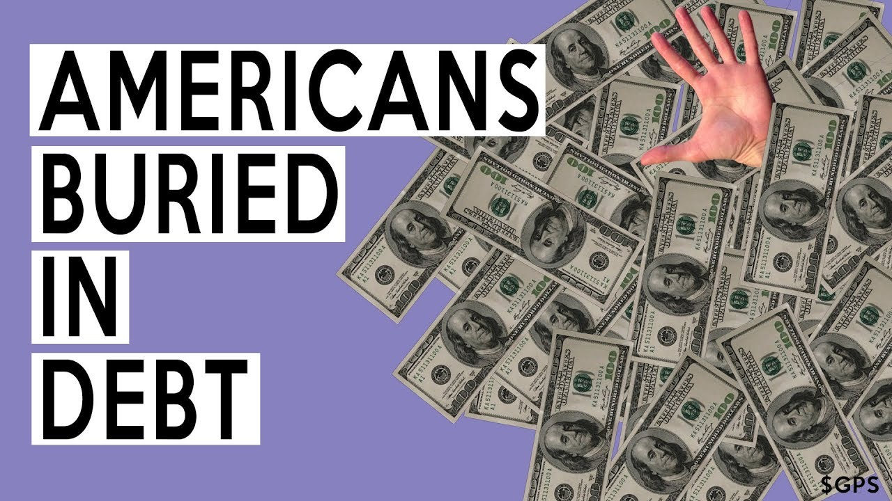 American Debt Fiasco as Millennials Sinking Under $1 Trillion in Debt!