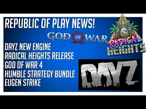 DayZ to get a new Engine, Radical Heights released! - ROP News - [April 12th]