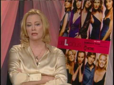 CYBILL SHEPHERD STILL WAVING FLAG FOR EQUAL RIGHTS