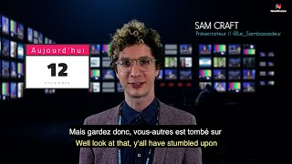 Les Nouvelles-Orléans: 12 novembre 2020
