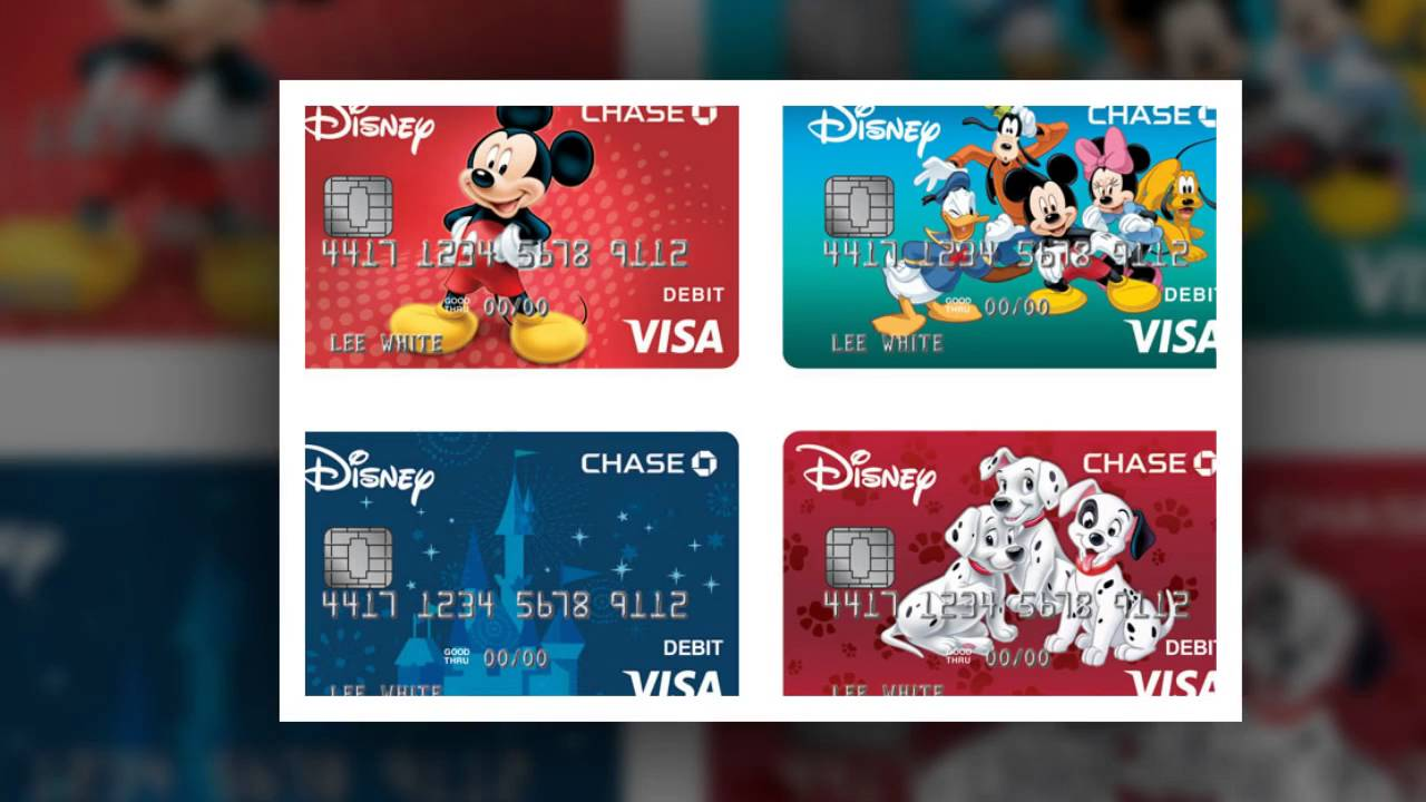Visa Debit Card Designs