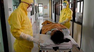 Коронавирус в СНГ Антирекорды смертей подготовка ко второй волне