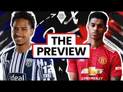 No More Slip-ups!   West Brom vs Man United   Match Preview