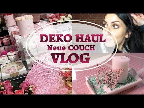 🌸-neue-frÜhlingsdeko-🌷-deko-haul-🌷-neue-couch-🌻-vlog-von-frühlingsrolina