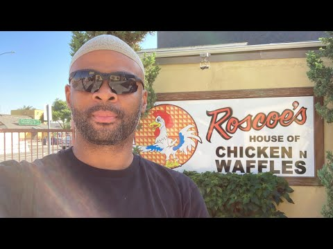 #THC is at Roscoes - Black owned business in the LBC❤️?✊?