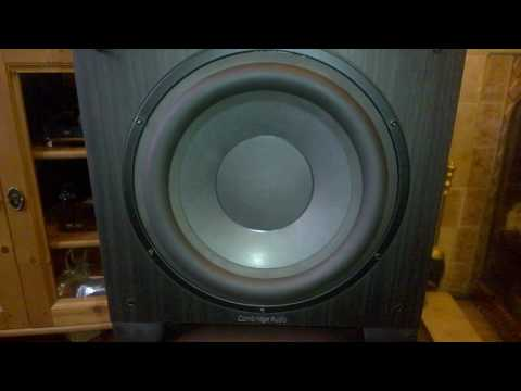 Aero 9 subwoofer with defective coil
