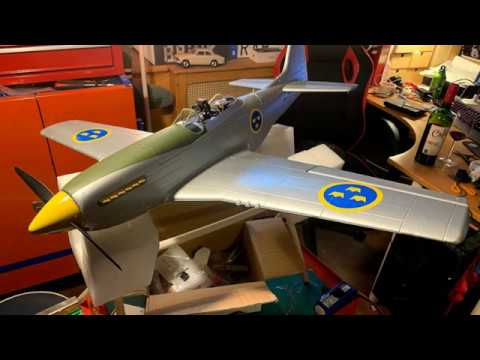 Фото FlightLine P 51D FPV Maiden