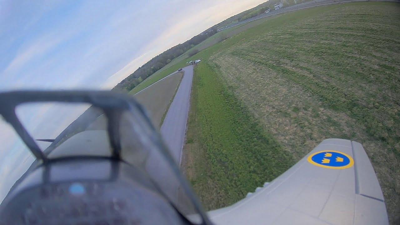 FlightLine P 51D FPV Maiden фото