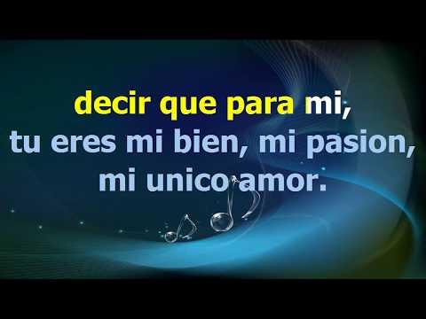 ME DIGAS - Baciata (Zanoni - Fortunato - Pioli) - El Rubio Loco  Versione video-karaoke