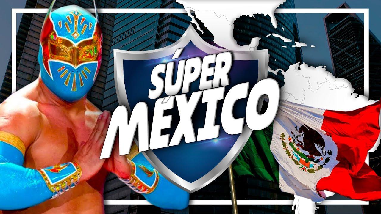 Los 10 SUPERPODERES de MÉXICO