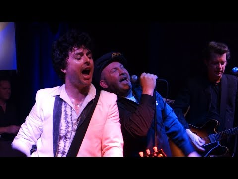 The Coverups (Green Day) - American Girl (Tom Petty cover) – Secret Show, Live in Albany