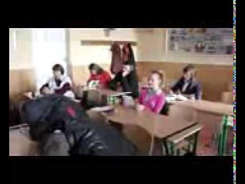 Секс в уроке видео