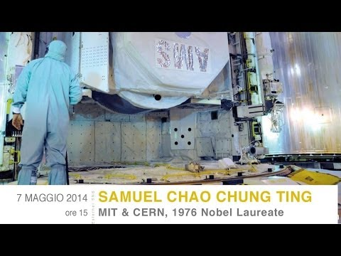 Samuel Chao Chung Ting, Latest results from AMS - 7 maggio 2014