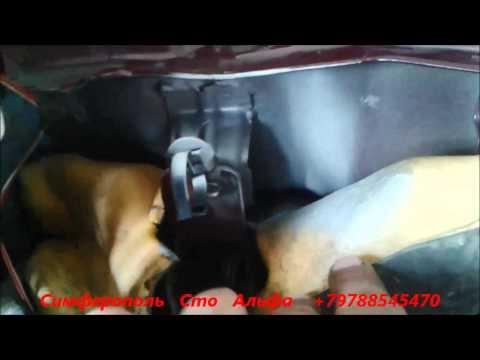 Ремонт педали сцепления авто Nissan Primera 79788545470 Симферополь