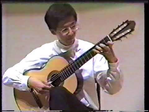 N.Paganini Grand Sonata in A major