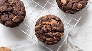 Τα πιο εύκολα Cookies με 2 υλικά και Nutella   Τάσος Αντωνίου