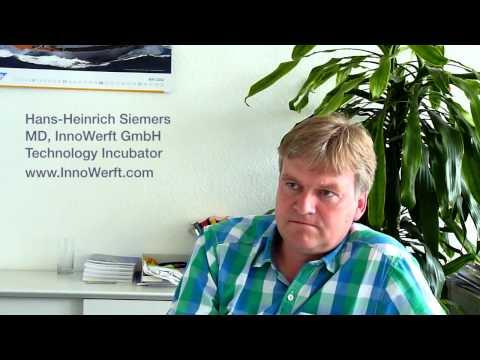 Hans-Heinrich Siemens, Managing Director, Innowerft GmbH