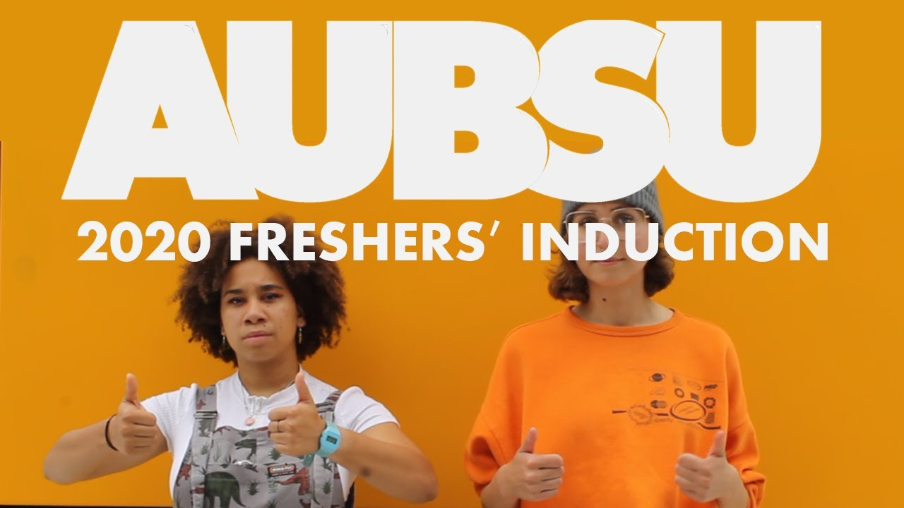 AUBSU 2020 Freshers' Induction Video