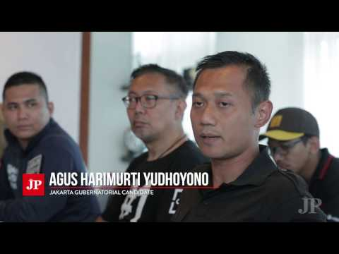 Agus Harimurti Yudhoyono's interview - Part 1