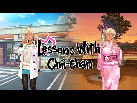 Lessons with Chii-chan - Official Steam Trailer