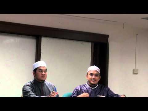 Usrah 114: Pengenalan Sinopsis Surah-Surah Al-Quran