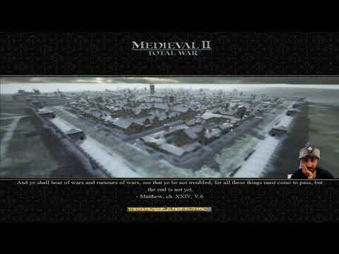 Dört Papaz! | Medieval 2 Total War | Modlu - Türkler - Bölüm 41