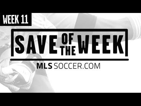 2014 Save of the Week Nominees: Week 11