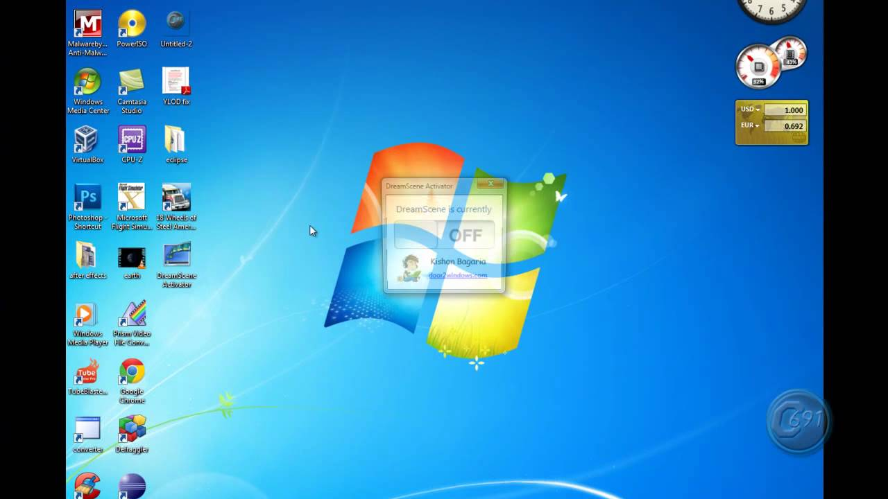 how to change desktop background windows 7 home basic