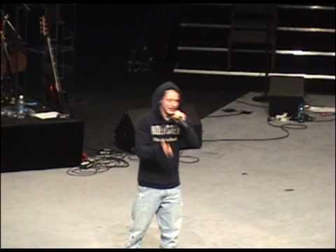 Fine Arts Festival 2009 Michigan Rapper