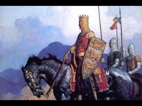 Richard the lionheart vs saladin