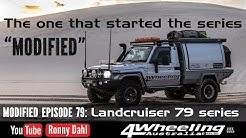 Modified 79 series Landcruiser, Episode 79