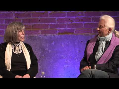Anne Rice IN Conversation LIVE in NYC, Oct 28, 2014
