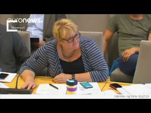 Norwegian politician caught playing Pokemon Go during a parliamentary hearing
