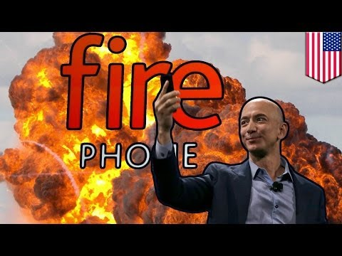 Amazon Fire Phone revealed with 3D impulse shopping feature!