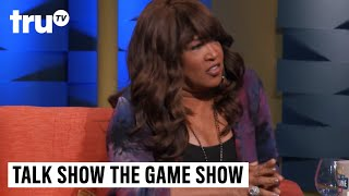 Talk Show the Game Show - Kym Whitley's Wig Secret | truTV