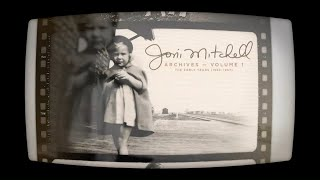 Joni Mitchell - Urge For Going (Official Audio)