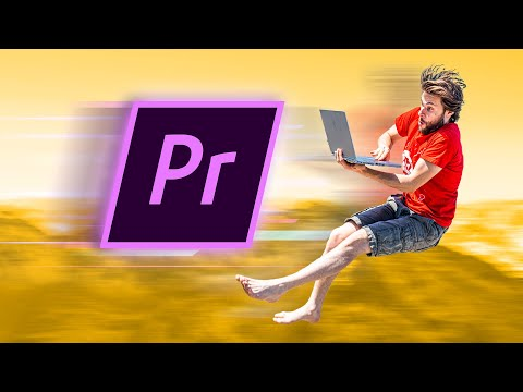 Edit Faster - 5 Workflow Tips for Adobe Premiere Pro