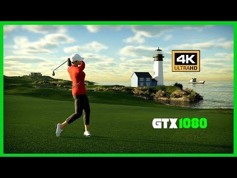 The Golf Club 2 4K Highland Rise Course GTX 1080