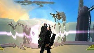 Advent Rising - Bounty Hunter boss [PC HD]