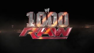 The opening to Raw