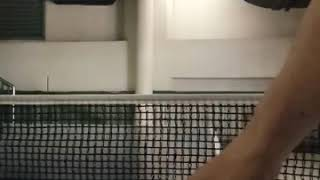 How to serve in Table Tennis (UdM varsity)