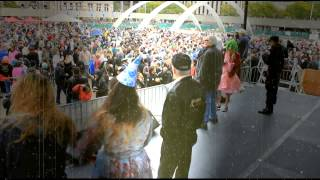 NIGHT OF THE LIVING DEAD  Russ Streiner interview - LOVE THIS CITY TV SHOW - Zombie Walk-