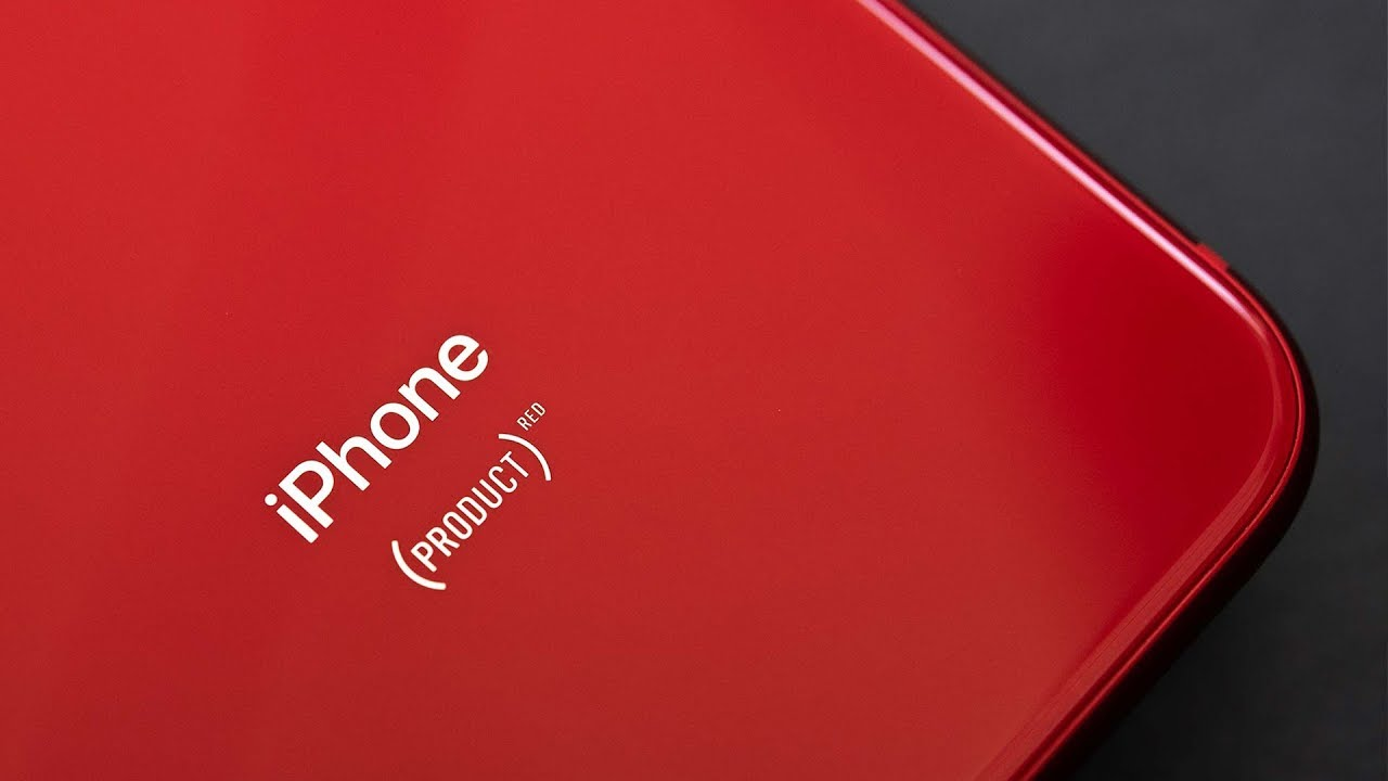Trên tay iPhone 8 Plus (PRODUCT)RED
