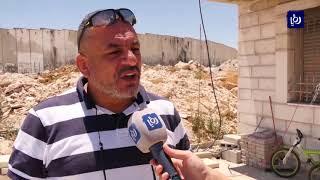 سلطات الاحتلال تواصل انتهاكاتها بهدم منازل أبناء القدس (5-7-2019)