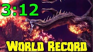 Fatalis Speedrun in 3:12 | MHW Iceborne